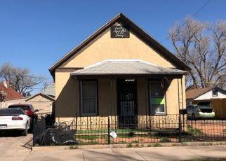 Pre Foreclosure in Pueblo 81004 SPRUCE ST - Property ID: 1755733230