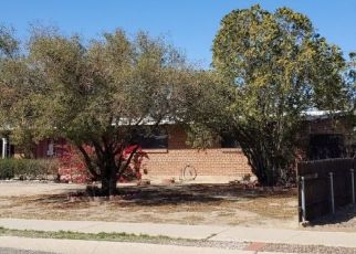 Pre Foreclosure in Tucson 85710 E CALLE NEPTUNO - Property ID: 1755799818