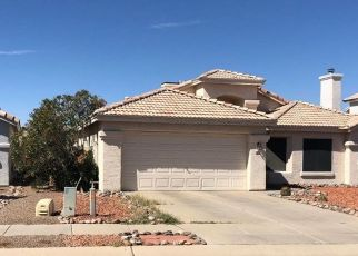 Pre Foreclosure in Tucson 85743 W ALEGRIA DR - Property ID: 1755800242