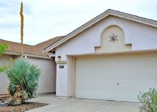 Pre Foreclosure in Tucson 85742 N BRIMSTONE WAY - Property ID: 1755811192