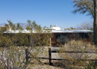 Pre Foreclosure in Tucson 85743 N JIMSON LN - Property ID: 1755812512