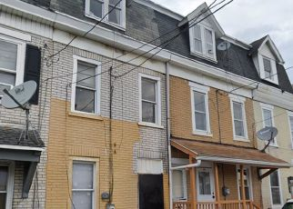 Pre Foreclosure in Allentown 18101 W COURT ST - Property ID: 1756007858