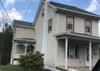 Pre Foreclosure in Weatherly 18255 HUDSONDALE ST - Property ID: 1756048583