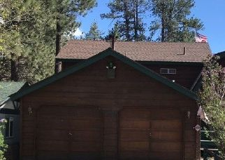 Pre Foreclosure in Big Bear City 92314 MALTBY BLVD - Property ID: 1756425228
