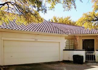 Pre Foreclosure in Irving 75062 O CONNOR CT - Property ID: 1756565381