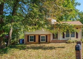 Pre Foreclosure in Greensboro 27405 FALCONRIDGE CT - Property ID: 1756857969