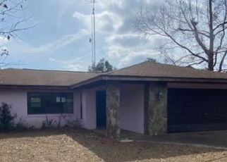Pre Foreclosure in Dunnellon 34431 SW BEACH BLVD - Property ID: 1757251698