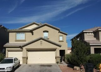 Pre Foreclosure in North Las Vegas 89081 DARNLEY ST - Property ID: 1757268780