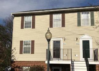 Pre Foreclosure in Bladensburg 20710 BLUE HERON WAY - Property ID: 1757357238