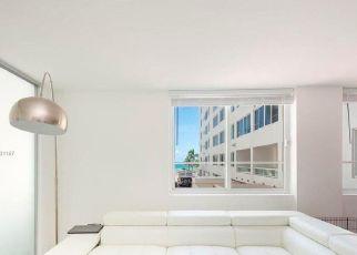 Pre Foreclosure in Miami Beach 33140 COLLINS AVE - Property ID: 1757768954