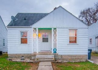 Pre Foreclosure in Anderson 46016 E 32ND ST - Property ID: 1758442547