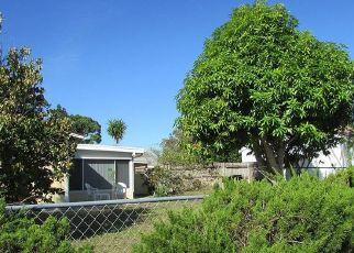 Pre Foreclosure in Sebastian 32958 CAPROL LN - Property ID: 1758446483