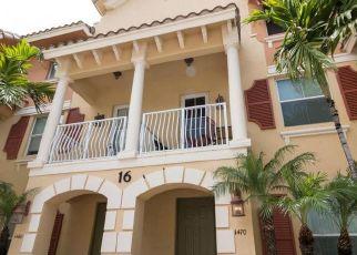Pre Foreclosure in Boynton Beach 33426 VIA DE PEPI - Property ID: 1758607664