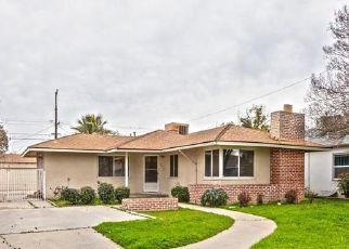 Pre Foreclosure in Fresno 93703 E BROWN AVE - Property ID: 1758773208