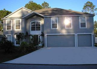 Pre Foreclosure in Palm Coast 32164 ZOFFINGER PL - Property ID: 1758822264