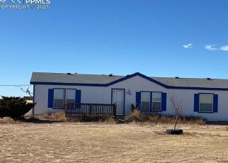 Pre Foreclosure in Yoder 80864 AWESOME VW - Property ID: 1758833211
