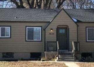 Pre Foreclosure in Denver 80212 AMES ST - Property ID: 1758857301