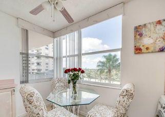 Pre Foreclosure in Fort Lauderdale 33308 N OCEAN BLVD - Property ID: 1759209432