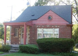 Pre Foreclosure in Detroit 48219 WOODBINE ST - Property ID: 1759375428