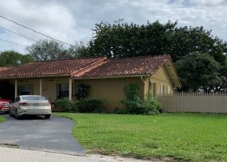 Pre Foreclosure in Miami 33169 NW 165TH ST - Property ID: 1760220726