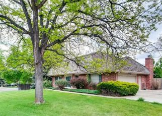 Pre Foreclosure in Littleton 80128 W INDORE DR - Property ID: 1760358685