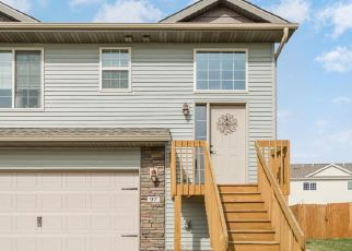 Pre Foreclosure in North Liberty 52317 N PARK RIDGE RD - Property ID: 1760381906