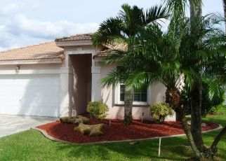 Pre Foreclosure in Hollywood 33029 NW 182ND WAY - Property ID: 1760598699