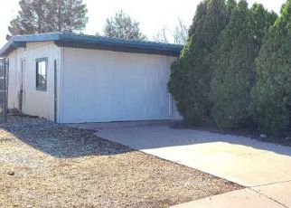 Pre Foreclosure in Huachuca City 85616 2ND ST - Property ID: 1760756807