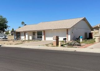 Pre Foreclosure in Glendale 85304 W DESERT COVE AVE - Property ID: 1760880304