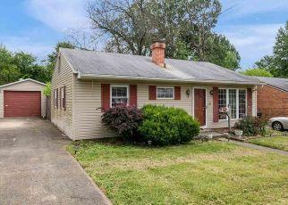 Pre Foreclosure in Evansville 47710 WARREN DR - Property ID: 1761119888