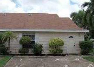 Pre Foreclosure in West Palm Beach 33406 ROYAL FOREST CT - Property ID: 1761138719