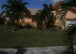 Pre Foreclosure in Fort Lauderdale 33319 NW 36TH ST - Property ID: 1761209216