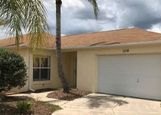 Pre Foreclosure in Lady Lake 32162 SAN BERNARDO RD - Property ID: 1762154369