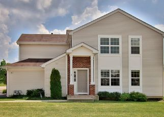 Pre Foreclosure in Woodstock 60098 MACINTOSH AVE - Property ID: 1762233653
