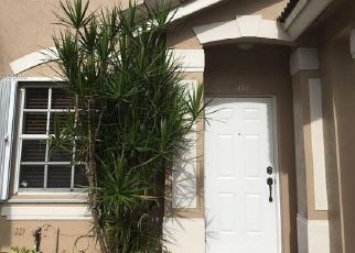 Pre Foreclosure in Miami 33178 NW 116TH AVE - Property ID: 1762348845