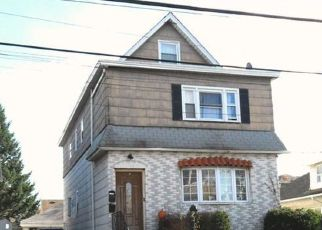 Pre Foreclosure in Clifton 07011 CLIFTON AVE - Property ID: 1762368990