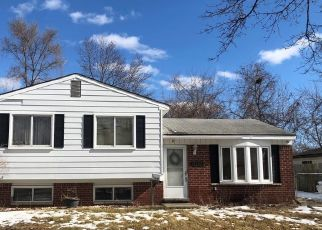Pre Foreclosure in Romulus 48174 ISABELLE ST - Property ID: 1762428994