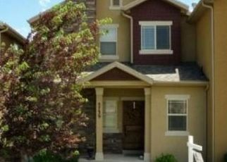 Pre Foreclosure in Eagle Mountain 84005 N DESERT CANYON RD - Property ID: 1762478474
