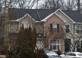 Pre Foreclosure in Lanham 20706 INNSFIELD CT - Property ID: 1762657610