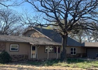 Pre Foreclosure in Claremore 74019 S 4190 RD - Property ID: 1762778940