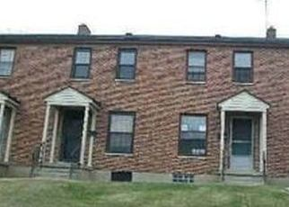Pre Foreclosure in Dayton 45403 SEMINARY AVE - Property ID: 1762798184