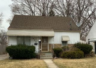 Pre Foreclosure in Flint 48532 JOHNSON AVE - Property ID: 1763327262