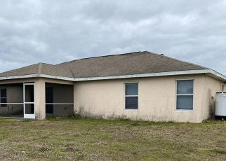 Pre Foreclosure in Cape Coral 33993 NW 1ST AVE - Property ID: 1763921153