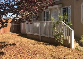 Pre Foreclosure in Los Angeles 90062 S WESTERN AVE - Property ID: 1763968910