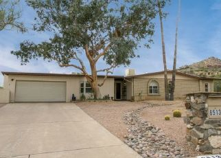 Pre Foreclosure in Paradise Valley 85253 N 48TH PL - Property ID: 1764049937