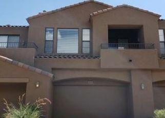Pre Foreclosure in Scottsdale 85260 N THOMPSON PEAK PKWY - Property ID: 1764052105