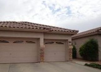 Pre Foreclosure in Chandler 85286 W SWAN DR - Property ID: 1764057367