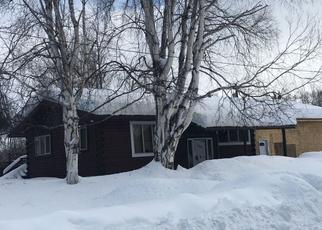 Pre Foreclosure in Fairbanks 99701 MOORE ST - Property ID: 1764066120