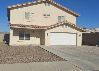 Pre Foreclosure in Yuma 85365 S BOXWOOD AVE - Property ID: 1764125253