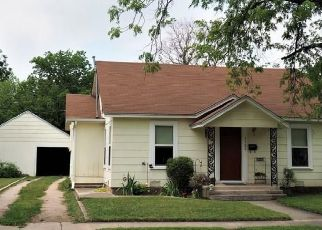 Pre Foreclosure in Brownwood 76801 VINCENT ST - Property ID: 1764228174